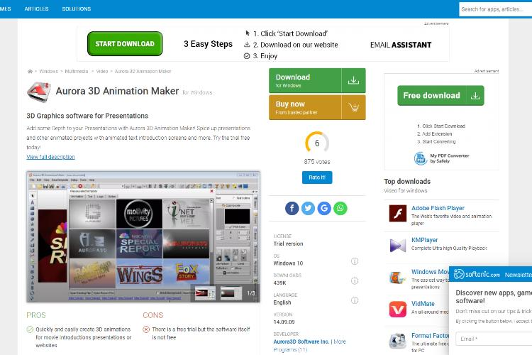 Best Free Animation Software for Windows PC in 2019